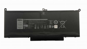 Bateria Dell Latitude 7280 7480 DM3WC 60Wh
