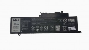 Bateria Dell Inspiron 11 3000 13 7000 43Wh GK5KY
