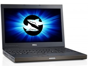 Laptop DELL Precision M4800 i7-4810MQ 2.8 GHz