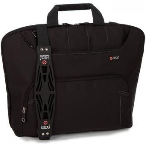 "Torba do notebooka i-Stay 15,6"" czarna damska Outlet"