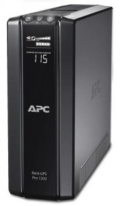 APC by Schneider Electric Zasilacz awaryjny UPS APC BR1200G-FR Power-Saving Back-UPS Pro 1200VA, 230V