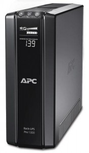 APC by Schneider Electric Zasilacz awaryjny UPS APC BR1500G-FR Power Saving Back-UPS Pro 1500VA, 230V