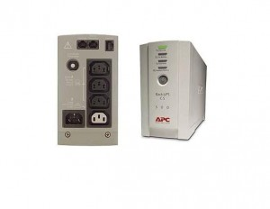 APC by Schneider Electric Zasilacz awaryjny UPS APC BK500EI Back 500, 230V, USB